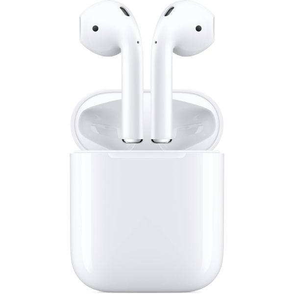 AirPods with Charging Case (Second Generation)