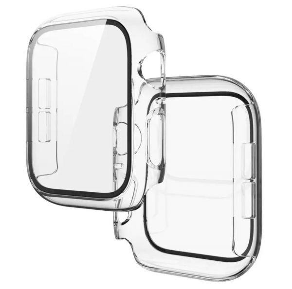Clear Case with Glass