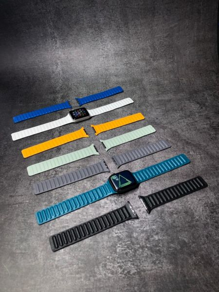 Magnetic Leather Band